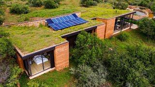 Unique Architecture Homes ▶ Merged with Nature