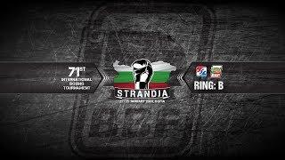 Ring A - Day 2 - 71st International Boxing Tournament Strandja 2020 session 2B