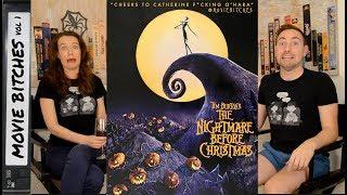 Nightmare Before Christmas | Movie Review | MovieBitches Retro Review Ep  27