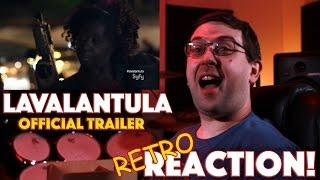 RETRO REACTION! Lavalantula Trailer - SyFy Movie 2015