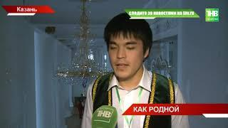 Baburbek Egamberganov from Uzbekistan took 2nd place at the VI International Olympiad