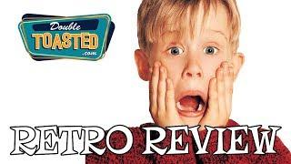 HOME ALONE - RETRO MOVIE REVIEW HIGHLIGHT - Double Toasted