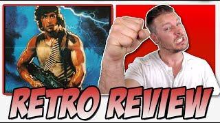 First Blood (1982) - Retro Review (Veteran's Day Edition - Rambo 1)