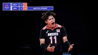 Japan Has Made One of the Greatest Comebacks in Volleyball History !!!