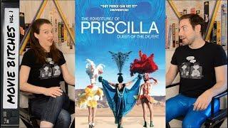 Priscilla Queen of The Desert | Movie Review | MovieBitches Retro Review Ep 14