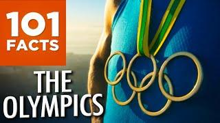 101 Facts About The Olympics
