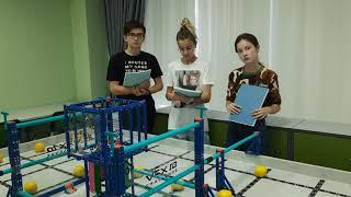 VEX IQ Challenge Pitching In : 2021-2022 Game - Обзор правил на русском языке