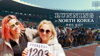 A Marathon in the Most Isolated Country in the World | Running in North Korea