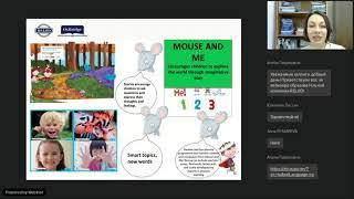 Вебинар (Mouse and Me!/MiniMe English, Family and Friends 2 ed, Solutions 3 ed + Bridge2Solutions)
