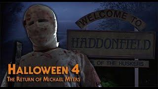 "Retro Movie Talk!: ""Halloween 4"" (1988) Part 2"