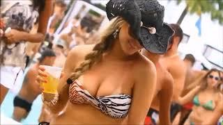 Retro House Music Mix - Movie from the Beach Party