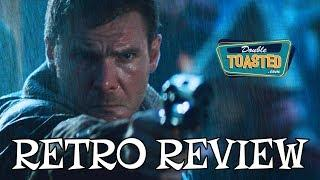 BLADE RUNNER - RETRO MOVIE REVIEW HIGHLIGHT - Double Toasted