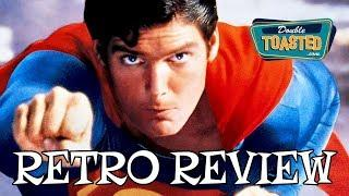 SUPERMAN '78 - RETRO MOVIE REVIEW HIGHLIGHT - Double Toasted