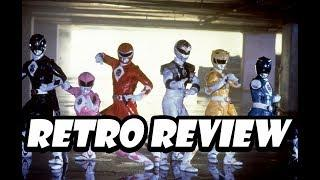Retro Review: Mighty Morphin Power Rangers The Movie (1995)